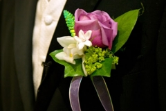 BY Ghazala Boutonniere Bouquet 24