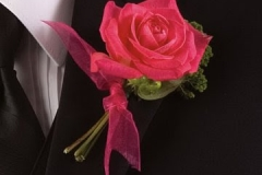 BY Ghazala Boutonniere Bouquet b12
