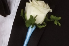 BY Ghazala Boutonniere Bouquet b14