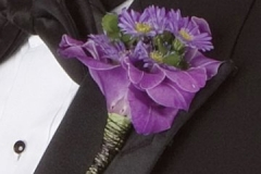 BY Ghazala Boutonniere Bouquet b6
