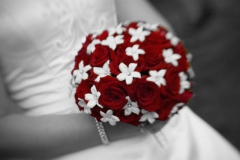 By Ghazala Bridal Bouquet20