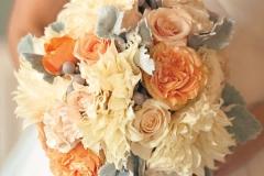 By Ghazala Bridal Bouquet28